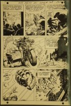 Image of [Page 4 of the 'Move on' story in 'Our army at war' #208] - Kubert, Joe, 1926-2012