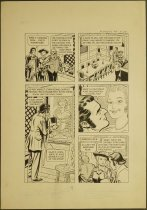 Image of [Pages 2,3 & 4 of the 'Portrait of a Ghost' story in 'Ripley's believe it or not!' #94] - Roy, Mike, 1921-1996
