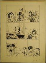 Image of [Comic book page]  - Kip, George