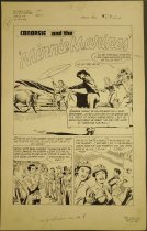 Image of ['Canarsie and the 'Minnie Marines'' story in 'Monty Hall of the US Marines' #8] - Keefer, Mel, 1926-