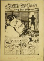 "Image of [The 'South sea tales ""The fish hook""' story in 'Dr. Anthony King, Hollywood Love Doctor' #2] - Rosenberger, John, 1918-1977"