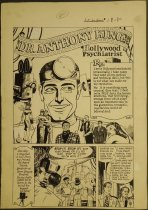 Image of ['Dr. Anthony King Hollywood psychiatrist' story in 'Great Lover Romances' #1] - Fass, Myron, 1926-2006