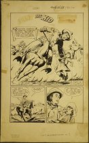 Image of ['Hepsibar's Pal Joey' story in 'Billy the Kid Adventure Magazine' #7] - Sparling, Jack, 1916-1997