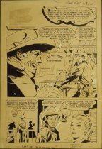Image of ['The last extra' story in 'Billy the Kid Adventure Magazine' #9] - Winick, Leon