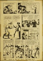 Image of [Pages 2-8 of the 'Wolfbait'?' story in 'Billy the Kid Adventure Magazine' #5] - Sparling, Jack, 1916-1997