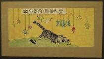 Image of Eric's best friends  - Gurney, Eric, 1910-1992