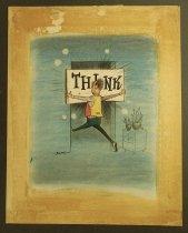 Image of Think - Gurney, Eric, 1910-1992