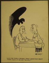 Image of [16 gag cartoons] - Herschensohn, Wes, 1929-1985