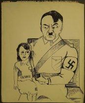 Image of [8 political cartoons] - Herschensohn, Wes, 1929-1985