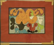 Image of [Animation cells for the movie 'The Picasso Summer'] - Herschensohn, Wes, 1929-1985