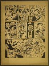 Image of [Comic strip page] - Herschensohn, Wes, 1929-1985