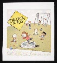 Image of Children at Play - Thompson, Richard