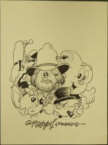 Image of Guy Gilchrist & friends - Gilchrist, Guy, 1957-