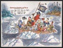 Image of Gorbachev Crossing the Volga  - Various artists