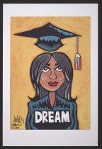 Image of Dream Girl - Alcaraz, Lalo, 1964-