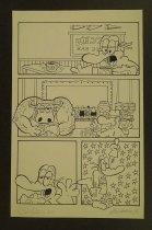 Image of [4 comic strip pages] - Yambar, Chris