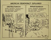 Image of American Democracy Explained - Rall, Ted, 1963-