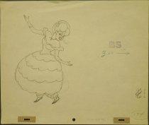 Image of [Little Eva] - Blair, Preston, 1908-1995