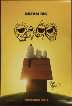 Image of [The Peanuts Movie poster with illustrations] - Martino, Steve, 1959-