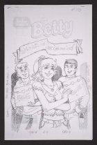 Image of Betty cover art - Goldberg, Stan, 1932-2014