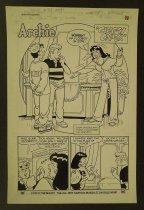 "Image of Archie - ""Crafty Caper"" - Goldberg, Stan, 1932-2014"
