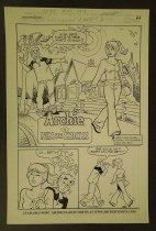 "Image of Archie in ""Nix on Chicks"" - Goldberg, Stan, 1932-2014"