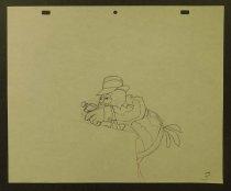 Image of [Duke the crow] - Gentilella, John, 1914–1997