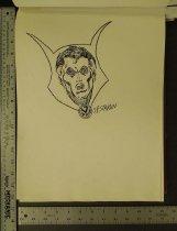 "Image of [Hypnotizing Villain] - Starlin, James P. ""Jim"" ,1949-"