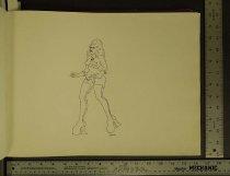 "Image of [Space woman] - Rodriguez, Manuel ""Spain,"" 1940-2012"