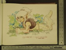Image of Elf Macho - A quality curiously akin to Near-Beer - Pini, Wendy, 1951-