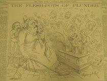 Image of The Flesh-Pots Of Plunder - Gribayedoff, Valerian