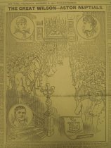 Image of The Great Wilson--Astor Nuptials. - Gribayedoff, Valerian