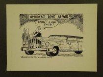 Image of America's Love Affair  - Nonnamaker, William D., 1930-2012