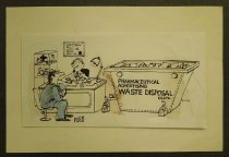 Image of Pharmaceutical advertising waste disposal co. ltd. - Thomson, Ross, 1938-
