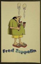 Image of Fred Zeppelin - Connaughton, David T. (Deacon)