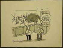 Image of [Five cartoons] - Crowley, Gerard