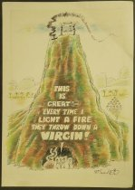 Image of This is great! - every time I light a fire they throw down a virgin! - Reid, Arthur