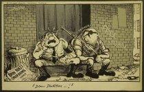 "Image of ""Damn dictators...!"" - Hook, Jeff, 1928-"
