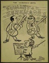 Image of The harmony boys - Collins, John, 1917-2007