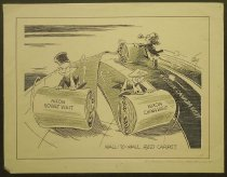 Image of Wall-to-wall red carpet - Tingley, Merle R., 1921-