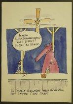 Image of Do female alligators wear underwear, too? I myself I like straps. - Furrer, Jurg, 1939-2014