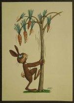 Image of [Six illustrations and cartoons] - Haegler, Jupe, 1940-