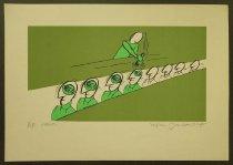 Image of [Four cartoons] - Jovanovic, Zoran, 1938-