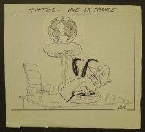 Image of Vive la France - Skogstad, Herbjorn (HERB), 1946-