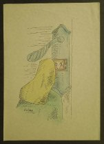 Image of [Woman watching television] - Viziteu, Nicolae