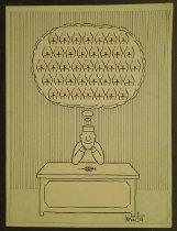 Image of [Man imagining bottoms] - Ionita, Nicolae, 1951-