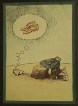 Image of [Beheaded man dreaming of shoes] - Constantin, Pavel, 1951-