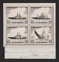 Image of Stamps - Collecting is Popular World Wide Hobby - Jaffee, Allan (Al), 1921-