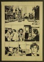 Image of [Comic book page] - Malagutti, Gian Carlo