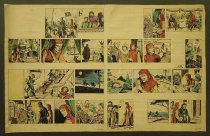 Image of [Pages from 'The Story of Magellano'] - Monasterolo, Armando, 1921-1978